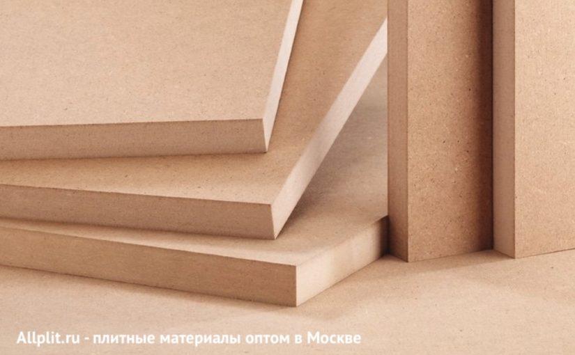 ЛМДФ Кроношпан 1 сорт белая 3мм 2800х2070 150 листов