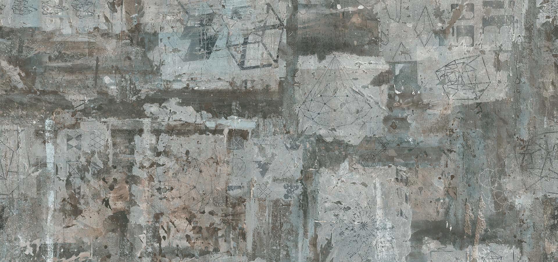 Декор для столешницы 7097/S Граффити