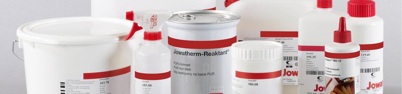 Клей для мебельной промышленности Jowat